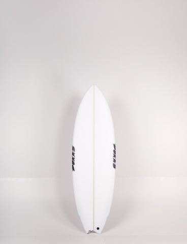 "Pukas Surf Shop - Pukas Surfboard - PLAN B by Axel Lorentz - 5'07"" x 19 3/4 x 2 5/16 - 28,54L"