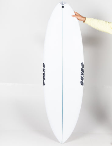 "Pukas Surf Shop - Pukas Surfboard - PLAN B by Axel Lorentz - 5'08"" x 20 x 2,38 - 30,06L AX04429"