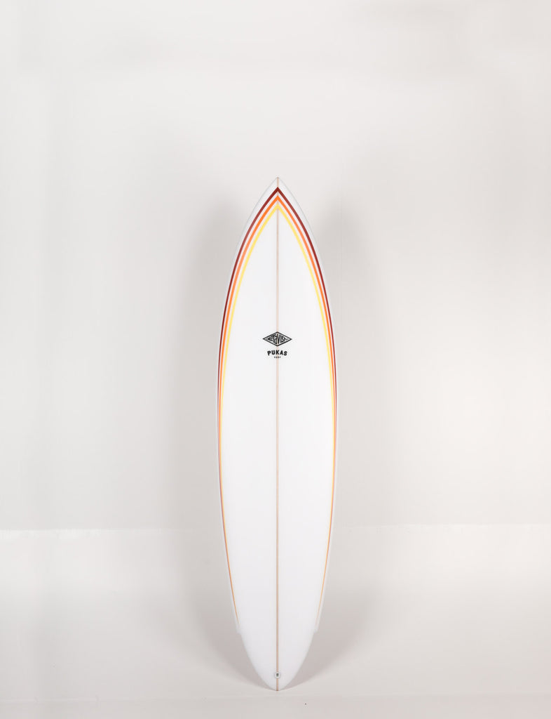 Pukas Surf Shop - Pukas Surfboards - RAYO VERDE by Bob McTavish - 6´09 x 19 7/8 x 2 7/8 - 41,9L