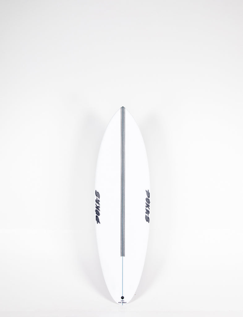 "Pukas Surf Shop - Pukas Surfboard - 69ER EVOLUTION by Axel Lorentz- 5'8"" x 19,50 x 2,35 x 27,86L - Ref:AX04434"