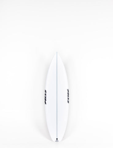 "Pukas Surf Shop - Pukas Surfboard - TASTY TREAT by Axel Lorentz - 5'10"" x 19,13 x 2,44 - 28,86L - AX04437"