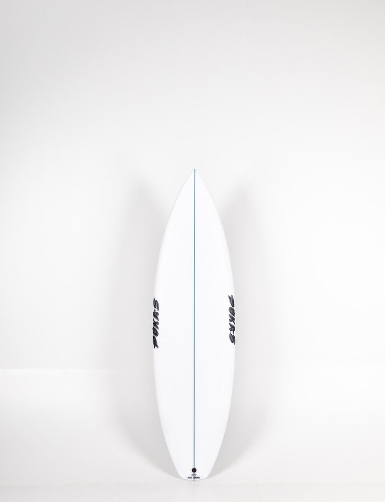 "Pukas Surf Shop - Pukas Surfboard - TASTY TREAT by Axel Lorentz - 5'11"" x 19,25 x 2,50 - 30,02L - AX04304"