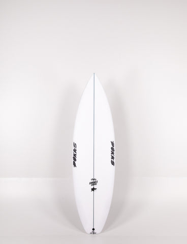 "Pukas Surf Shop - Pukas Surfboard - TASTY TREAT by Axel Lorentz - 6'2"" x 20 x 2,69 - 35,07L - AX04077"