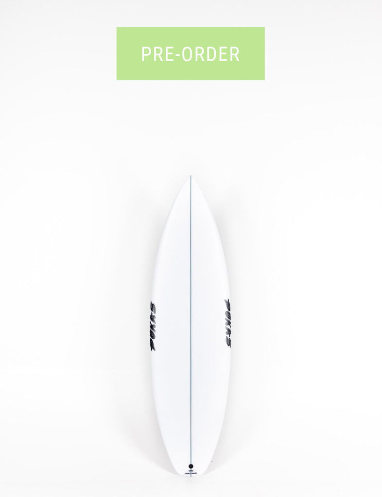 "PRE ORDER - Pukas Surfboard - TASTY TREAT by Axel Lorentz - 6'1"" x 19,75 x 2,63 - 33,4L"