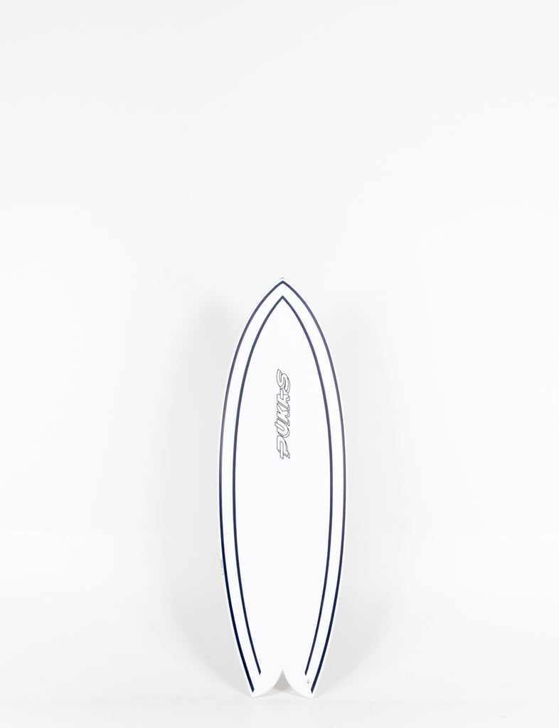 "Pukas Surf Shop - Pukas Surfboard - INNCA Tech - WOMBI FISH by Eye Symmetry - 5'06"" x 20 3/4 x 2 5/16 x 29.9L Ref:0001"