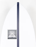 "Pukas Surfboard - INNCA Tech - WOMBI FISH by Eye Symmetry - 5'06"" x 20 3/4 x 2 5/16 x 29.9L Ref:0006"
