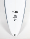 "Pukas Surf Shop - Copy of Pukas Surfboard - TWIG CHARGER by Axel Lorentz - 7´6"" x 19,88 x 3 - 48,86L  AX04309"
