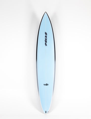 "Pukas Surf Shop - Pukas Surfboard - TWIG CHARGER by Axel Lorentz - 9'0"" x 21 x 3,40 - 64,66L  AX04314"