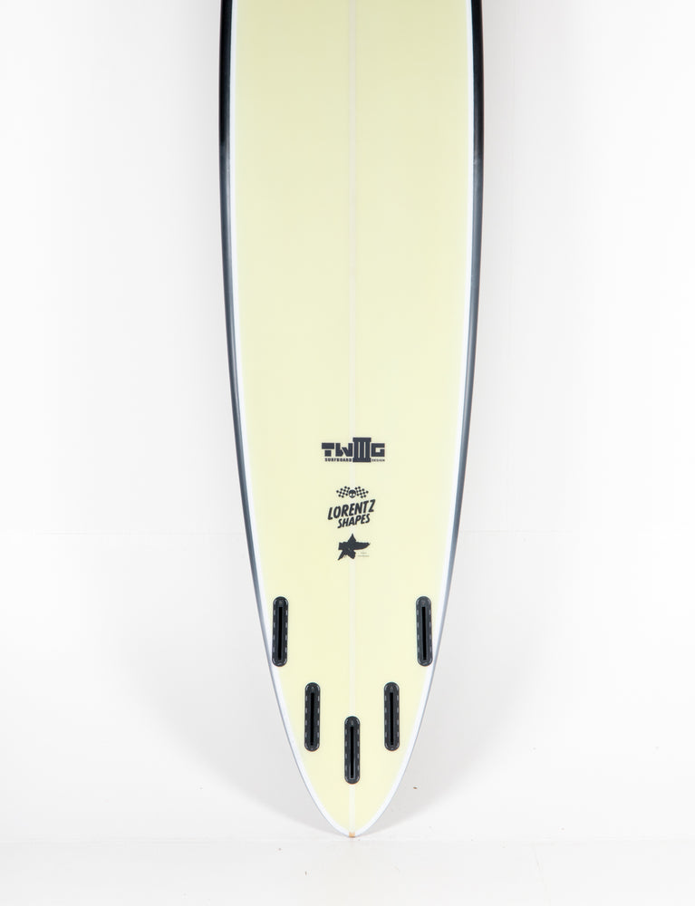 "Pukas Surf Shop - Pukas Surfboard - TWIG CHARGER by Axel Lorentz - 9'0"" x 21 x 3,50 - 66,86L - AX04822"