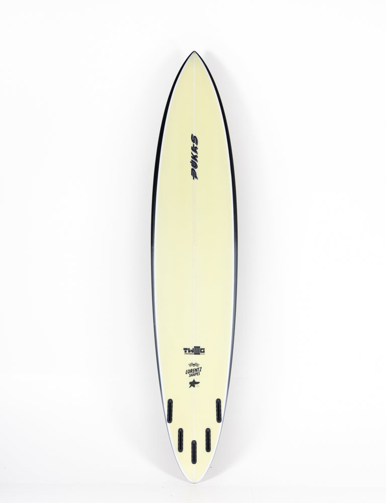 "Pukas Surf Shop - Pukas Surfboard - TWIG CHARGER by Axel Lorentz - 9'0"" x 21 x 3,50 - 66,86L - AX04823"