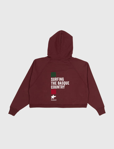 SURFING THE BASQUE COUNTRY - NEW CLASSIC HOODIE