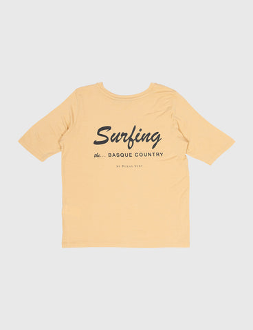 SURFING THE BASQUE COUNTRY - BIG SURFING TEE
