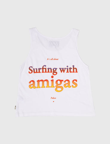 SURFING WITH AMIGAS TOP