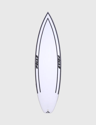 "Pukas Surfboard - INNCA Tech - DARK by Axel Lorentz- 6'02 1/2"" x 19,25 x 2,36 x 30,23L"