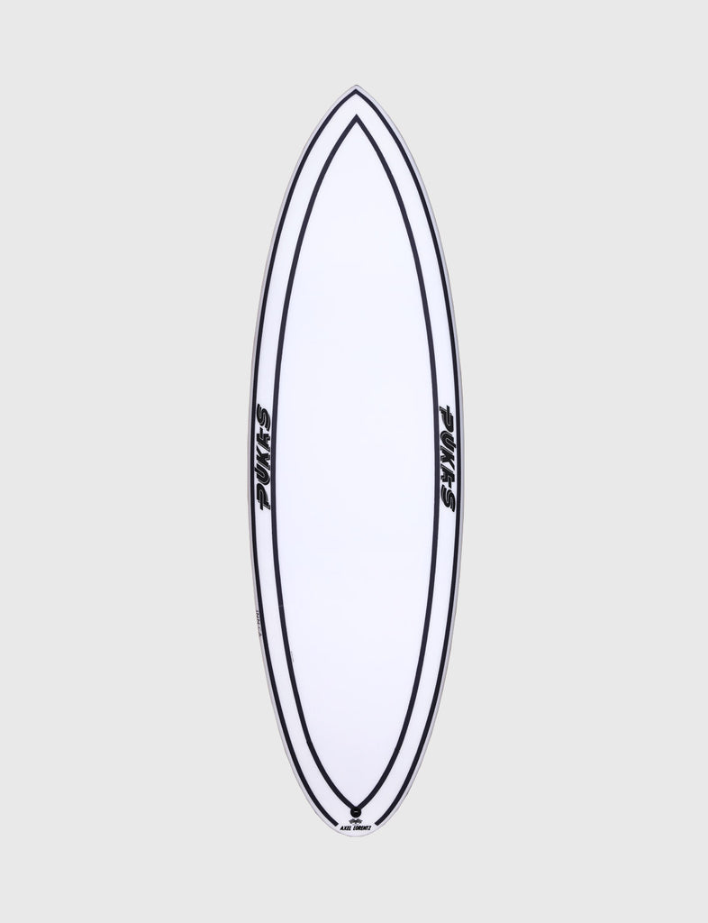 "Pukas Surfboard - INNCA Tech - 69ER StepDown by Axel Lorentz- 5'10"" x 20,75 x 2,63 - 34,89L Ref: 0095"