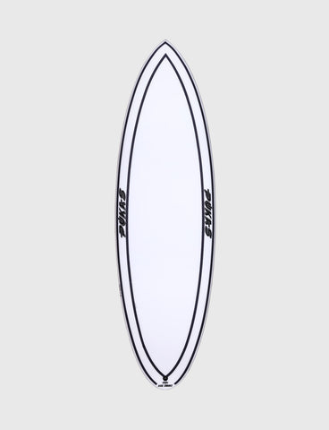 "Pukas Surfboard - INNCA Tech - 69ER StepDown by Axel Lorentz- 5'10"" x 20,75 x 2,63 - 34,89L Ref: 0102"