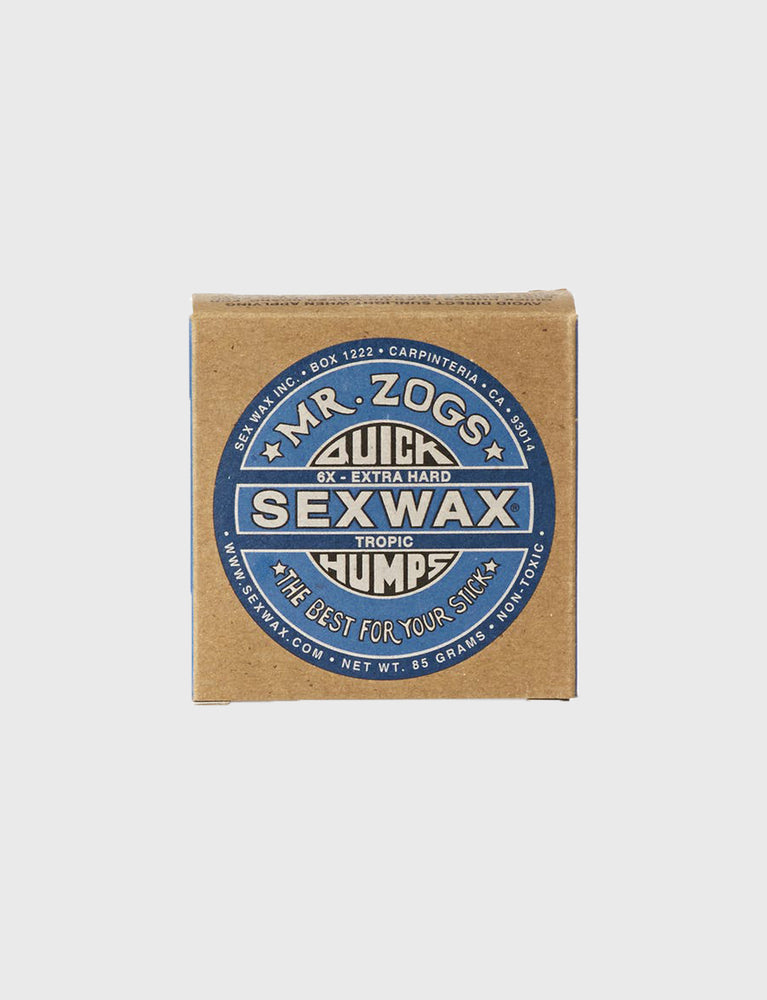Pukas Surf Shop - Sex Wax - Blue