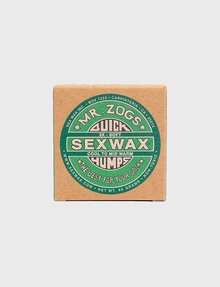 Pukas Surf Shop - Sex Wax - green
