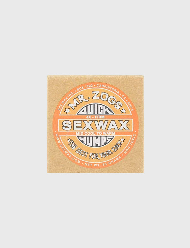 Pukas Surf Shop - Sex Wax - Orange