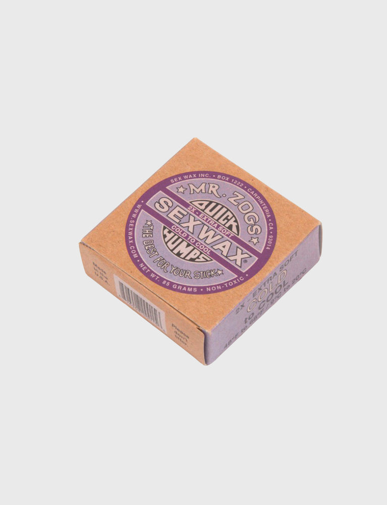 Pukas Surf Shop - Sex Wax - Purple