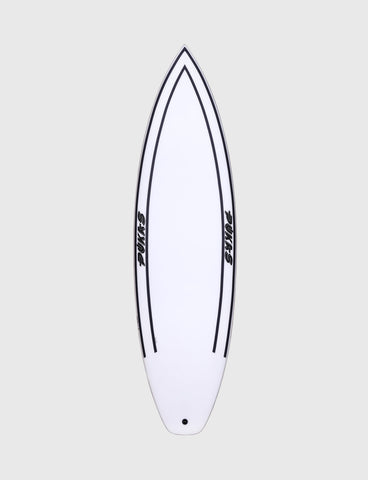 "Pukas Surfboard - INNCA Tech - TASTY TREAT by Axel Lorentz- 5'10"" x 19,13 x 2,44 x 28,86L Ref:0070"
