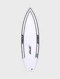 "Pukas Surfboard - INNCA Tech - THE ROACH by Lee Stacey - 5'08"" x 19 5/8 x 2 3/8 - 27.8L"