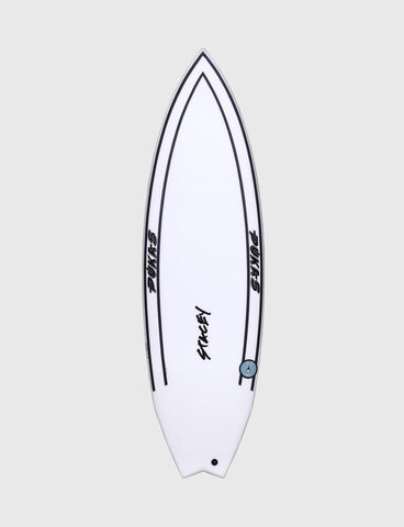 "Pukas Surfboard - INNCA Tech - THE ROACH by Lee Stacey - 5'11"" x 20 1/8 x 2 1/2 - 31.60L"