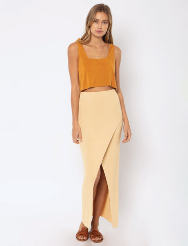 AMUSE SOCIETY - MONA KNIT MAXI SKIRT