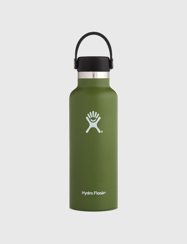 HYDRO FLASK - 18 OZ (532 ml) STANDARD MOUTH
