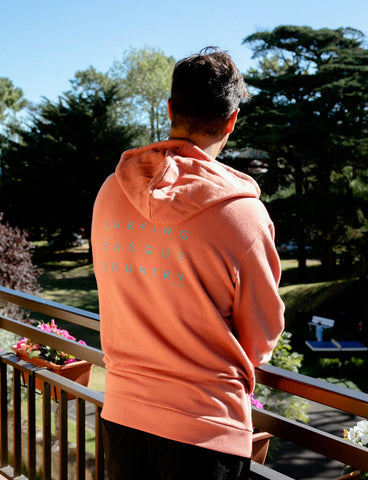 SURFING THE BASQUE COUNTRY - FUTURA HOODIE