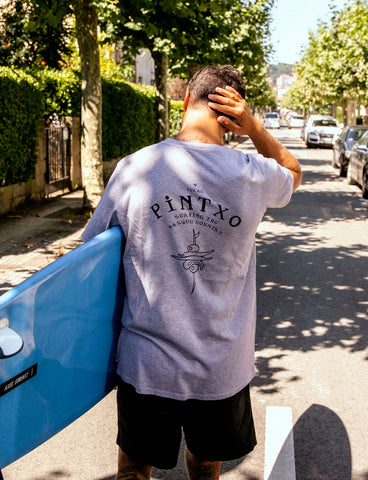 SURFING THE BASQUE COUNTRY - PINTXO TEE