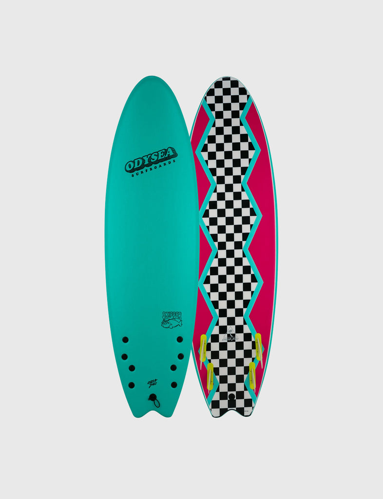 "Catch Surfboard - SKIPPER QUAD 5'6"" x 21 x 2,875 - 42L - Ref ODY56-Q"