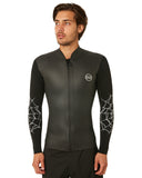 Narval Untitled Spider Front Zip Vest 2mm Limited Edition by NARVAL