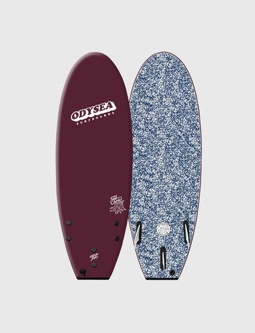 "Catch Surfboard - STUMP x Harry Bryant - 5'0"" x 21,5 x 2,5 - 36L - Ref ODY50PRO-HB"