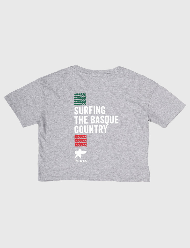 SURFING THE BASQUE COUNTRY NEW CLASSIC TEE