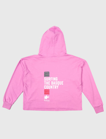 SURFING THE BASQUE COUNTRY - CLASSIC HOODIE