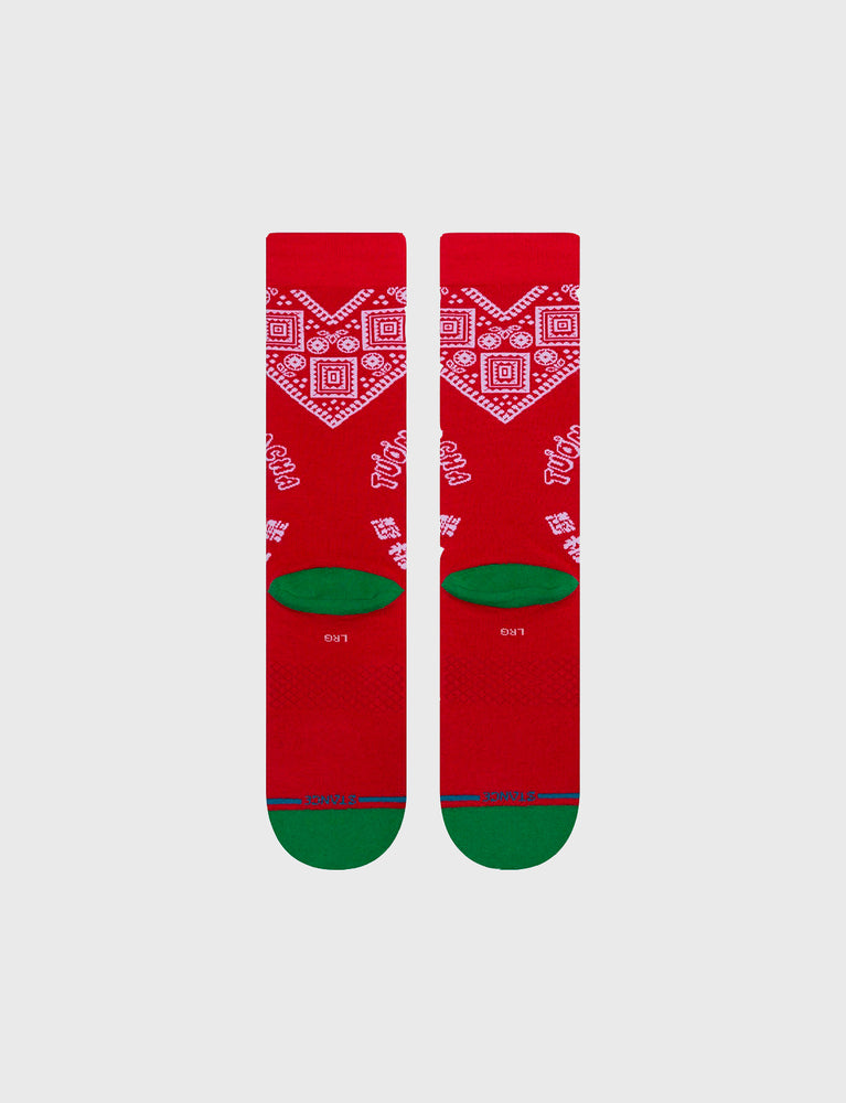 pukas surf shop - stance socks sriracha