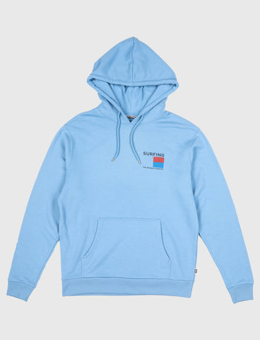 SURFING THE BASQUE COUNTRY FLAG Hoodie