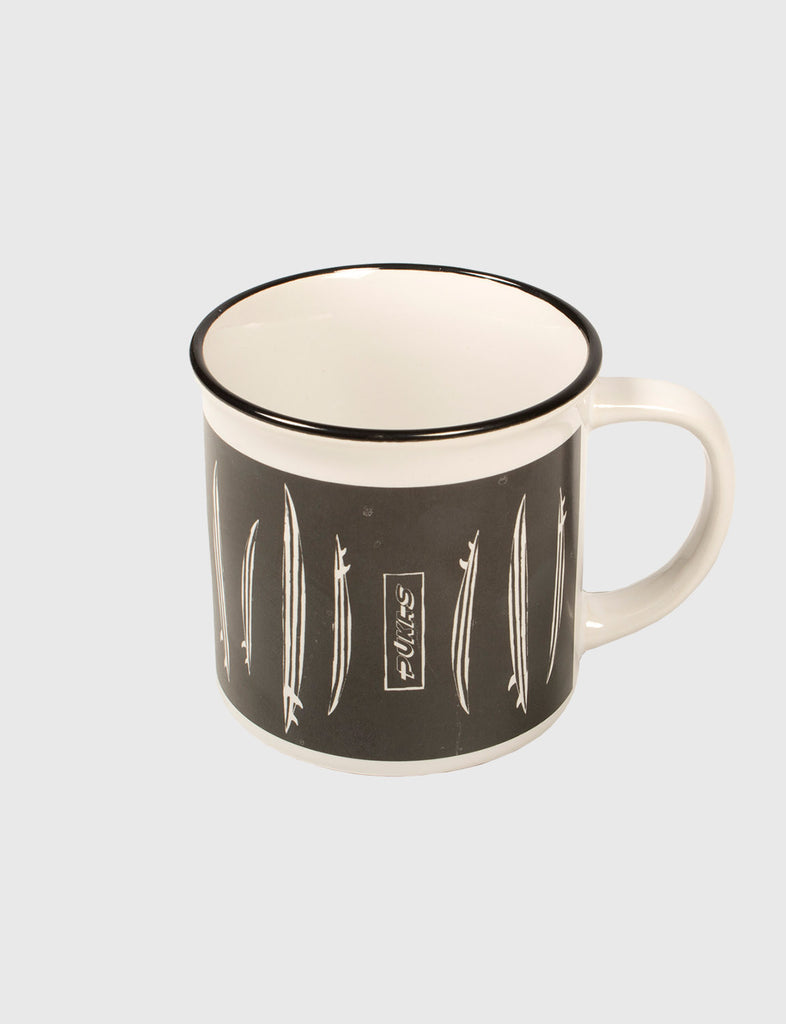 PUKAS - SURFBOARDS MUG