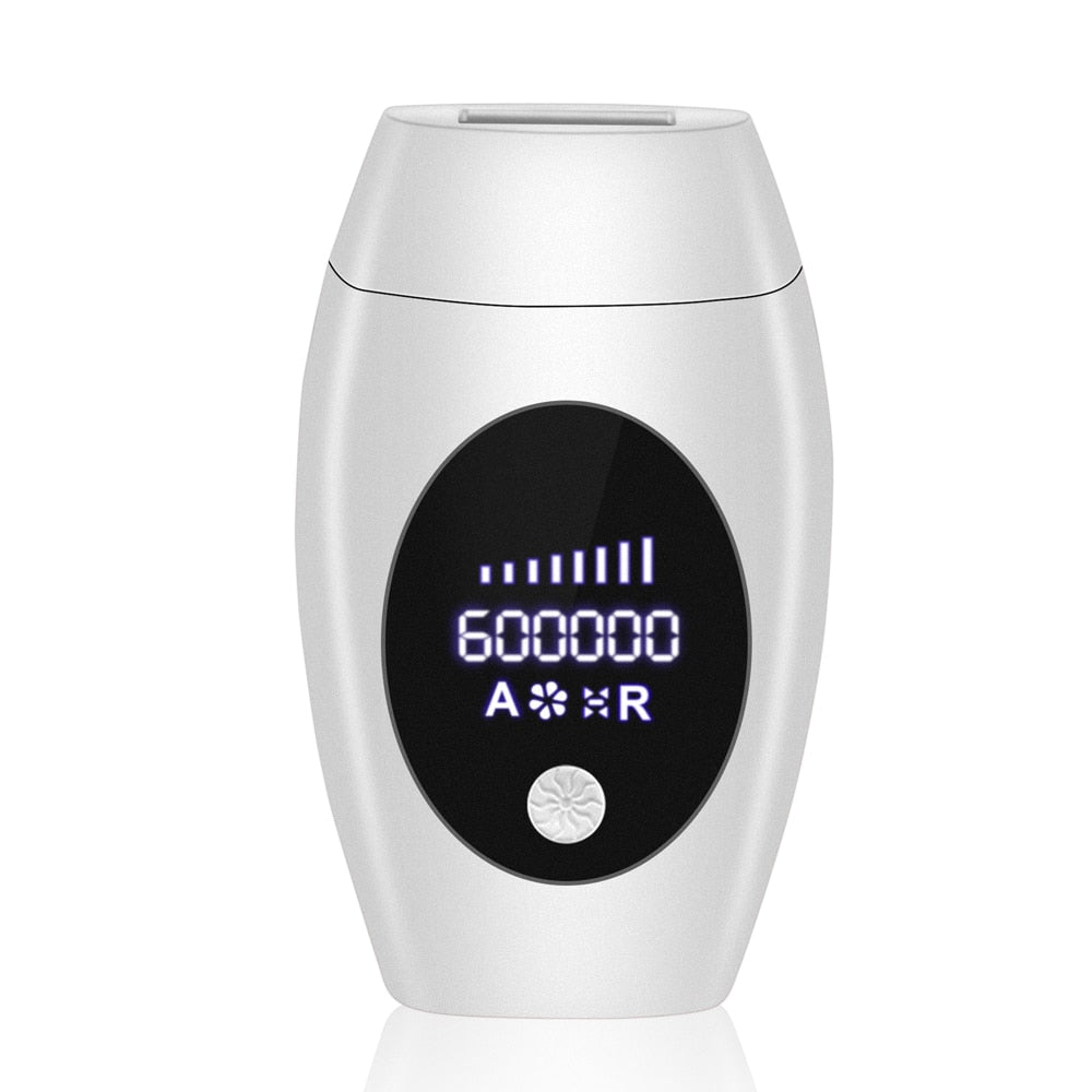 IPL Epilator Permanent Face & Body Hair Removal for Men and Women