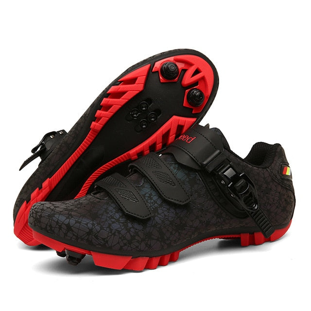 Men Cycling Mountain Bike Shoes