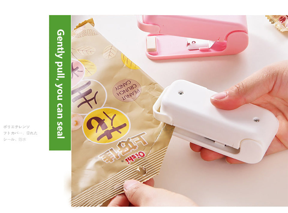 Portable Sealing Machine for Plastic Bags