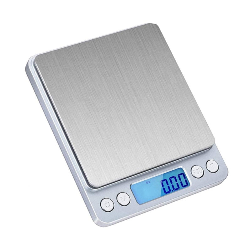 Precision LCD Digital Weighing Scale