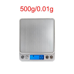 Open image in slideshow, Precision LCD Digital Weighing Scale
