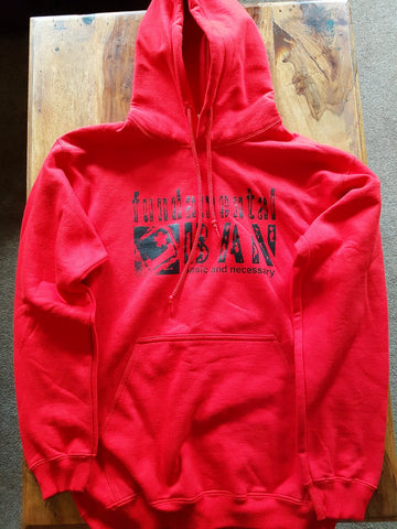 "Fundamental ""Limited Edition"" Rare Hoody in S, M, L and XL, Last Chance to own one!"