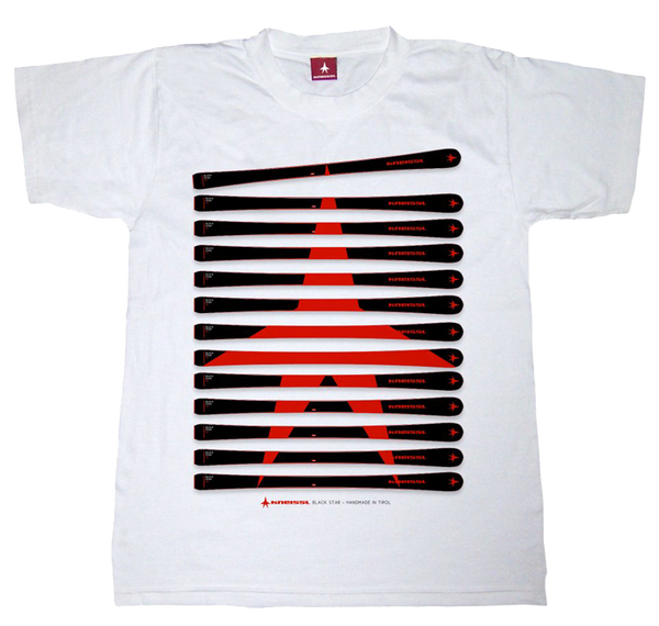 KNEISSL – THE SKIS TEE