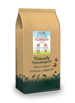 Adult Cat Naturals Turkey With Rice