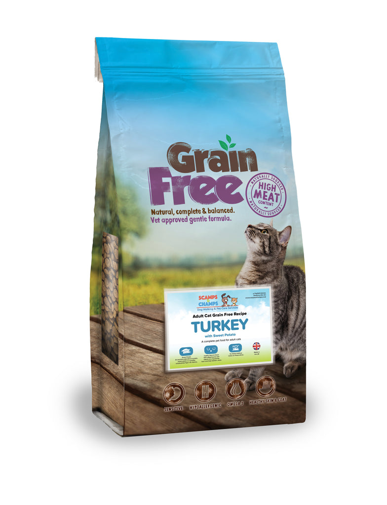 Grain Free Kitten Food - Freshly Prepared Chicken