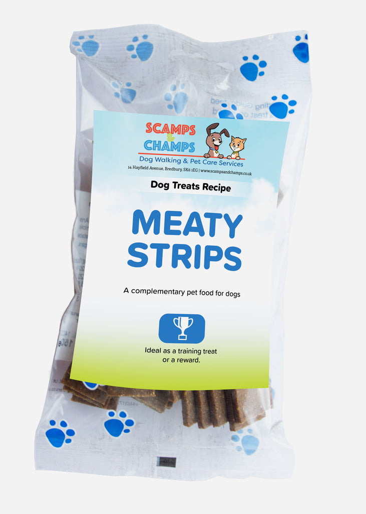 Meaty Sticks