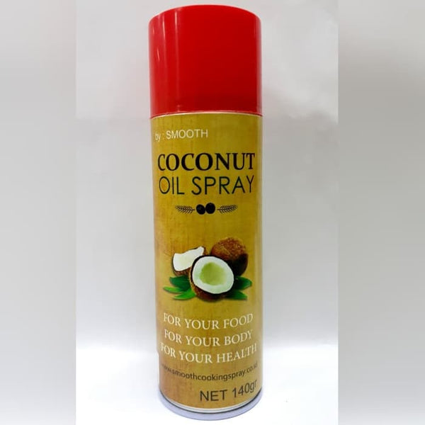 SMOOTH - Smooth Coconut Oil Cooking Spray